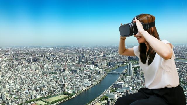 VR映像/妄想旅行