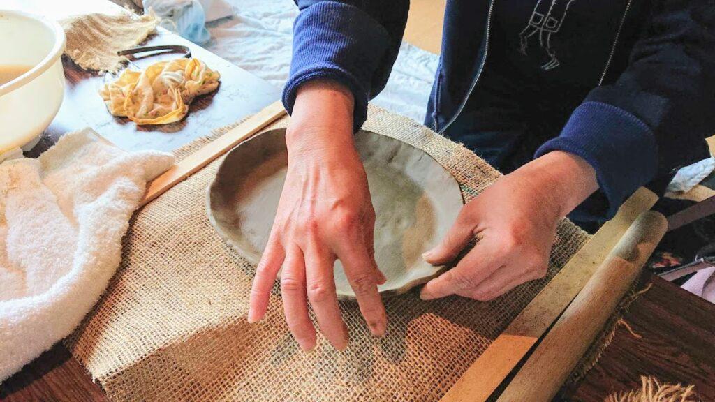 文化観光/陶磁器の体験